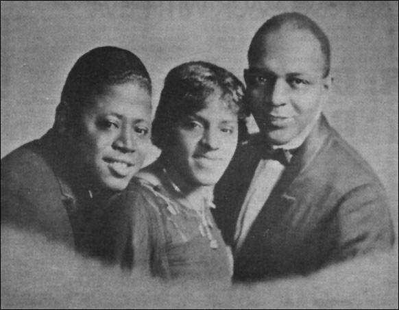 Clarence Williams' Trio
