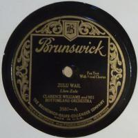 Clarence Williams and his Bottomland Orchestra