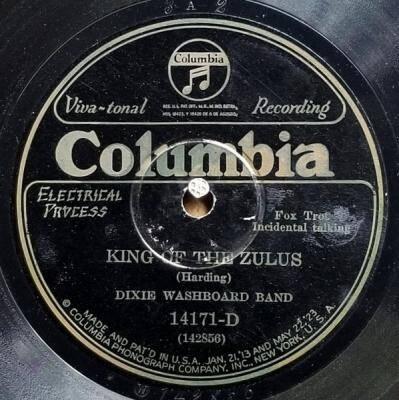 Dixie Washboard Band