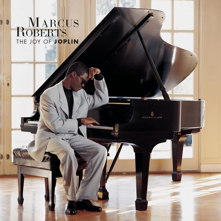 Marcus Roberts • The Joy of Joplin