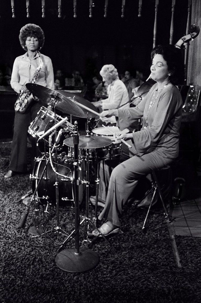 Jazz Drummer Dottie Dodgion has passed