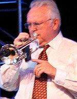 Trumpet player Phil Kirk has died