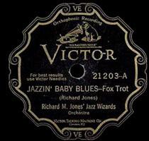 Richard M. Jones' Jazz Wizards
