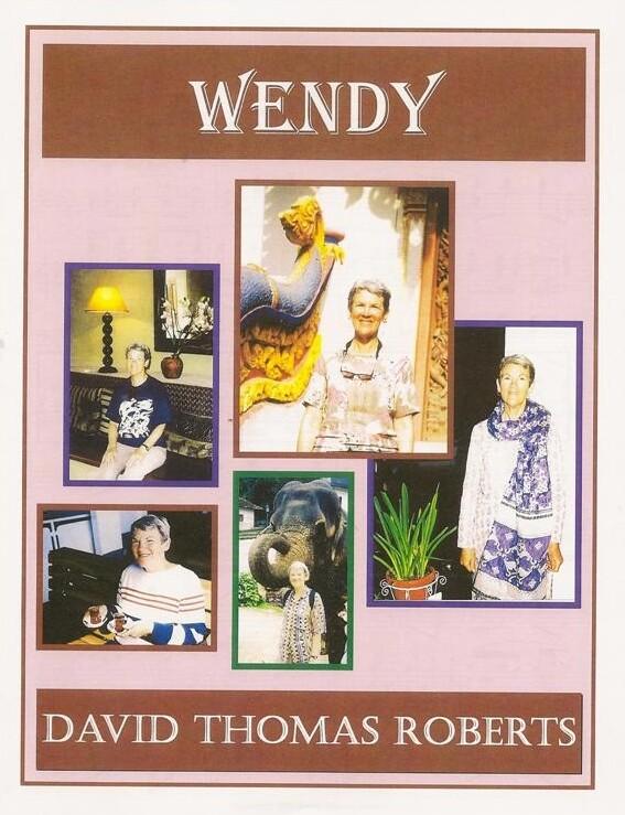 Wendy by David Thomas Roberts