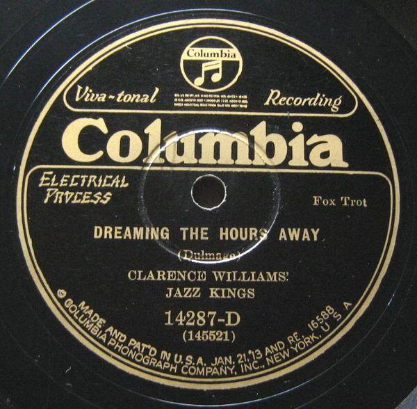 Clarence Williams' Jazz Kings